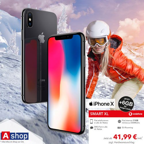 AShop Löhne | Angebot iPhone X